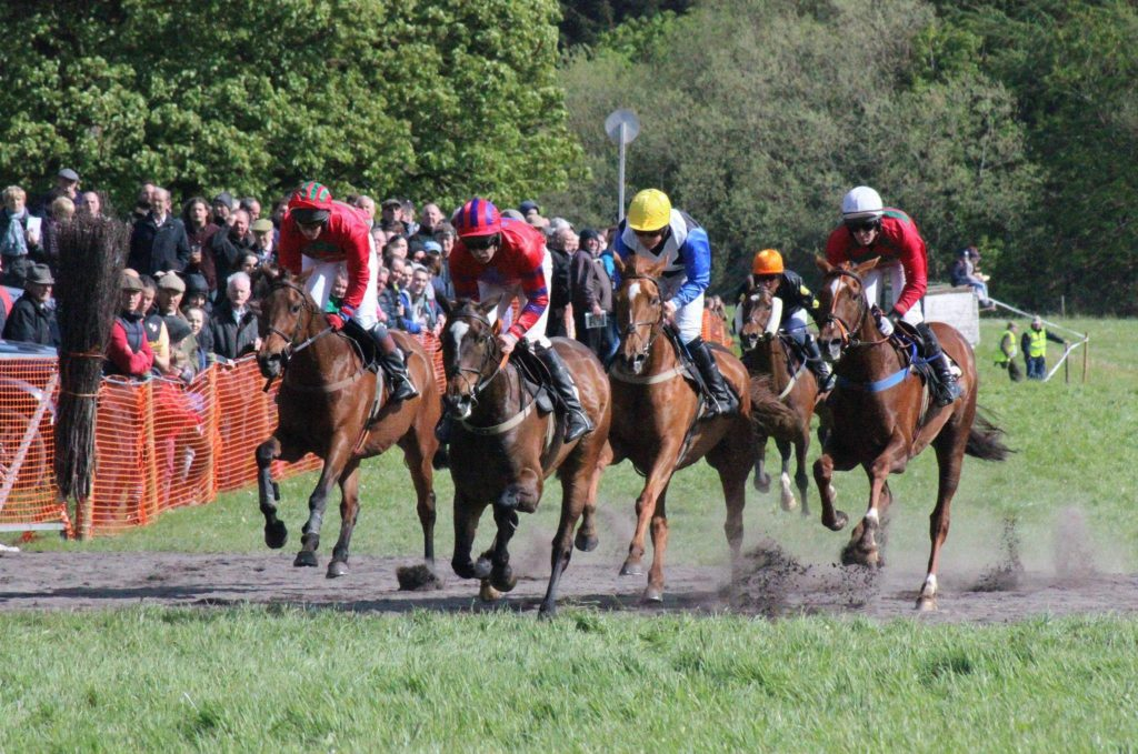 Racehorse trainer, Andy Oliver and Olympic Event Rider, Jonty Evans will discuss Equine Performance and Training at CAFRE Conference on 1st March.